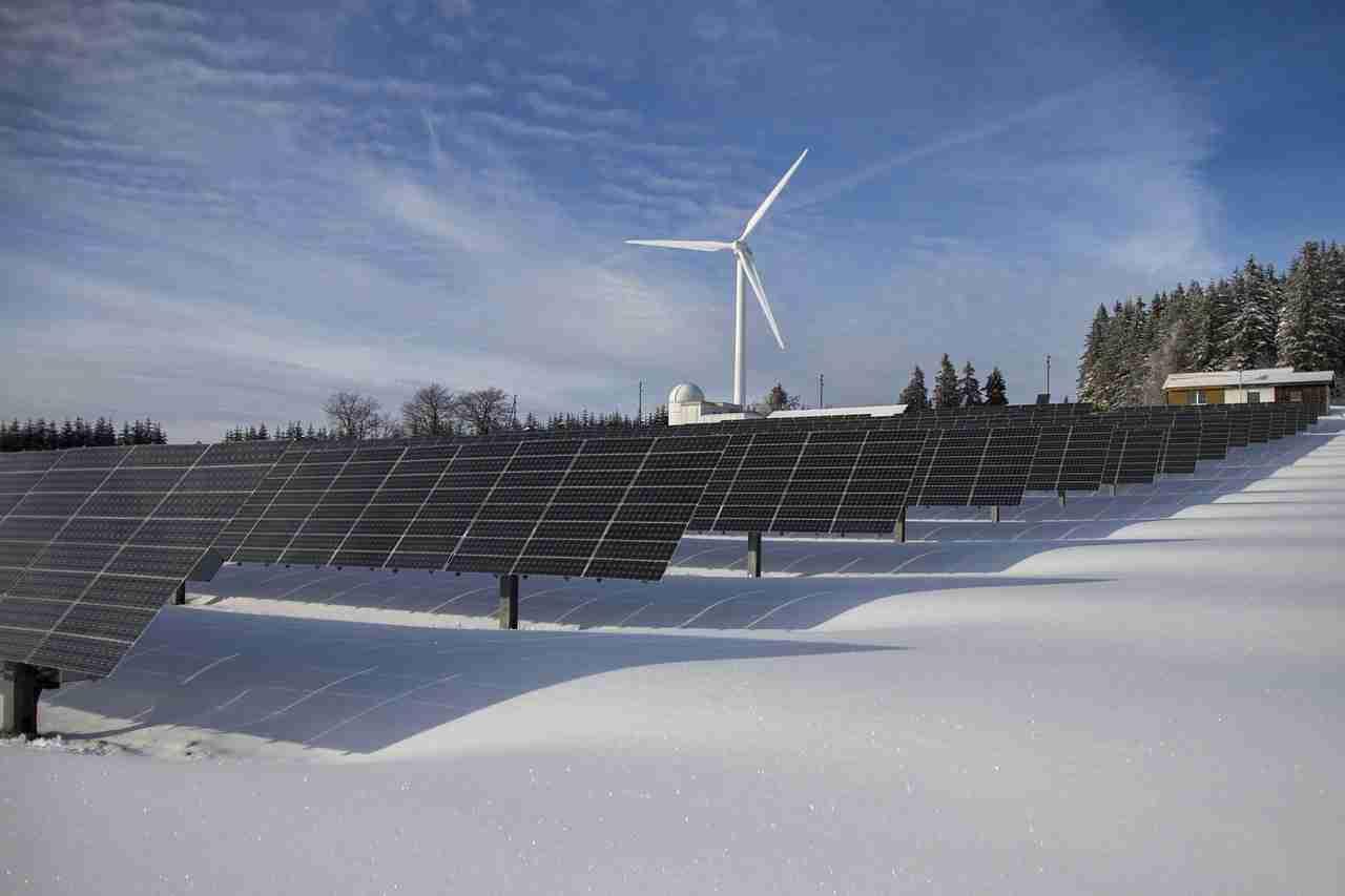 portal design for renewable energy
